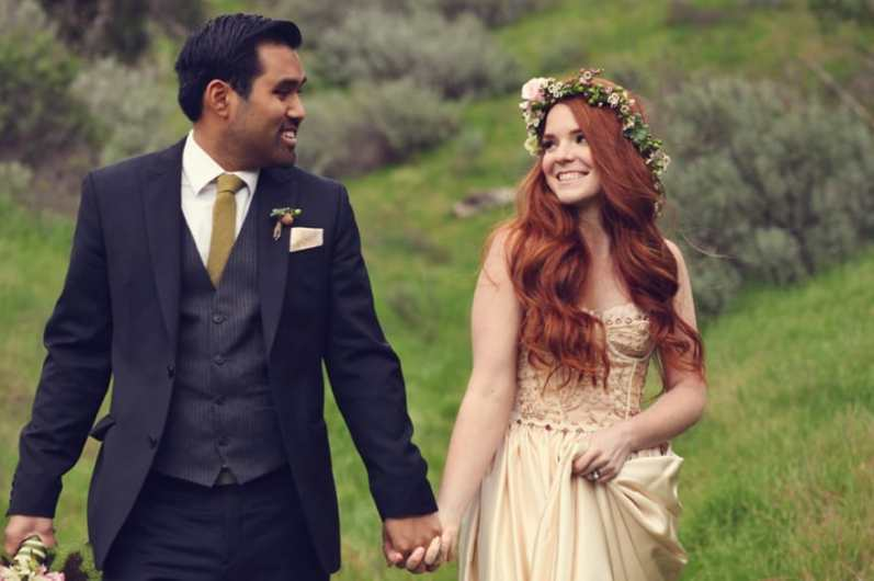 Irish St Patricks Day Styled Wedding Shoot 53