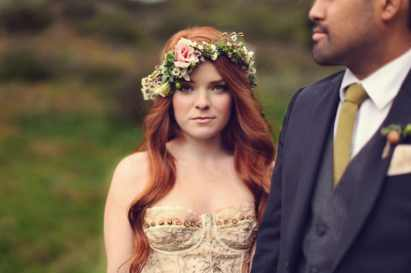 Irish St Patricks Day Styled Wedding Shoot 8