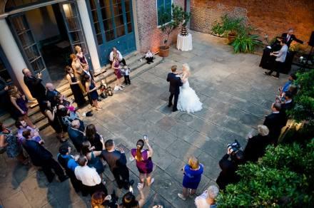 New Orleans Wedding, second line wedding parade, brooch bouquet, diy wedding invitations, masquerade_-98