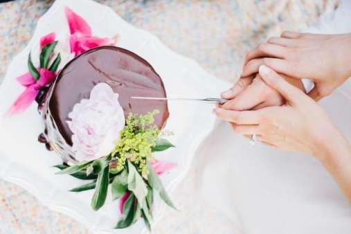 Styled Anniversary shoot romantic styled shoot rustic vintage handmade diy wedding chocolate themed wedding-44