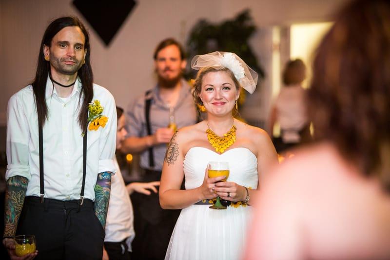 A DIY Rustic Sunflower Wedding (30)