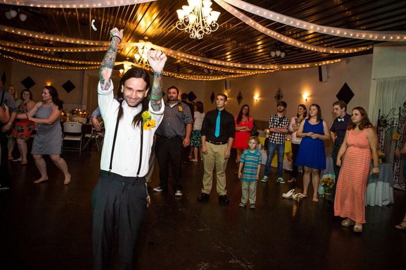A DIY Rustic Sunflower Wedding (33)