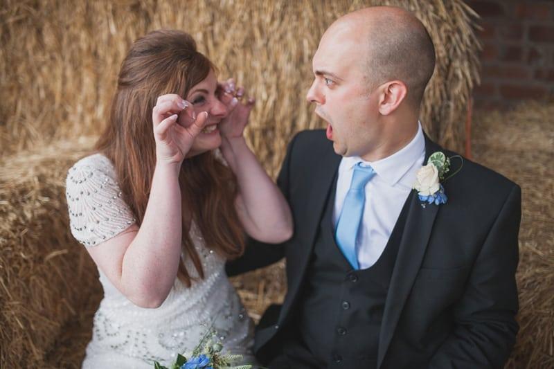 A Handmade & Laid-back Backyard Wedding in a Tipi (34)