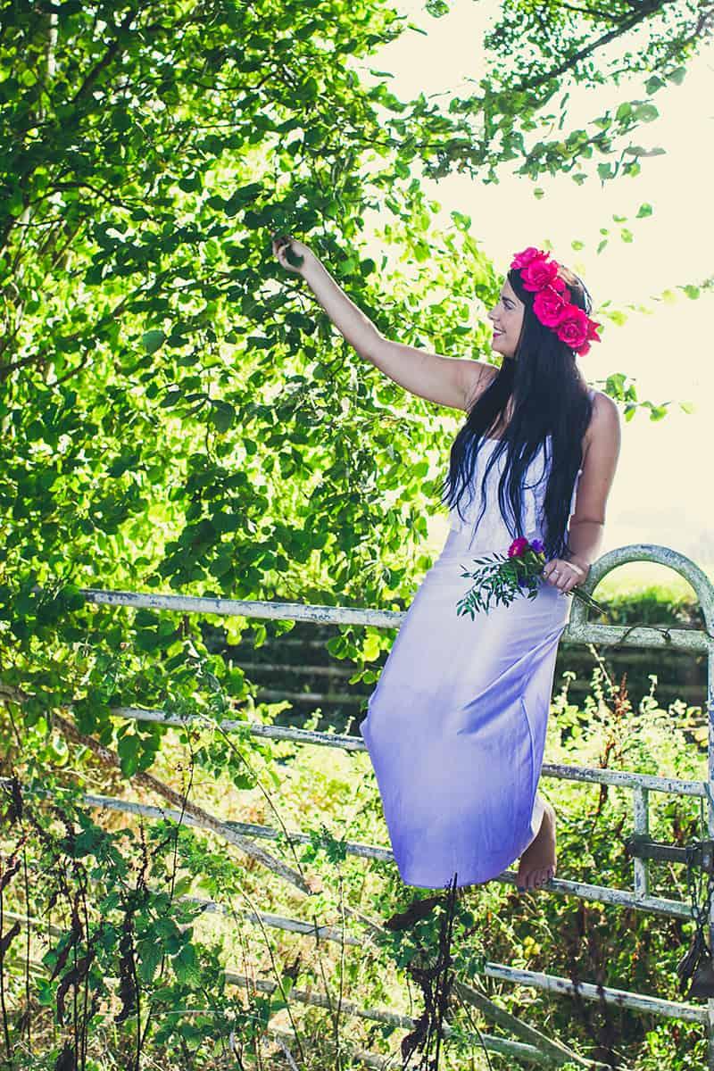 DIY Ombre Wedding Dress Tutorial-7