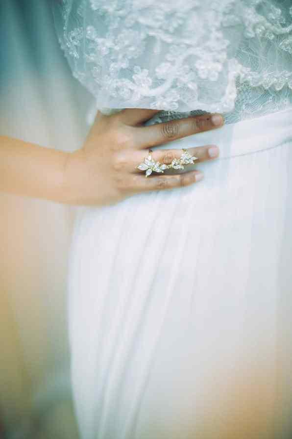 Unique Engagement Ring Alternative