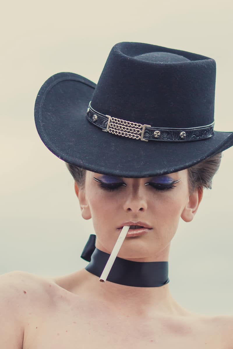 A Fierce, Edgy American Styled Editorial (24)