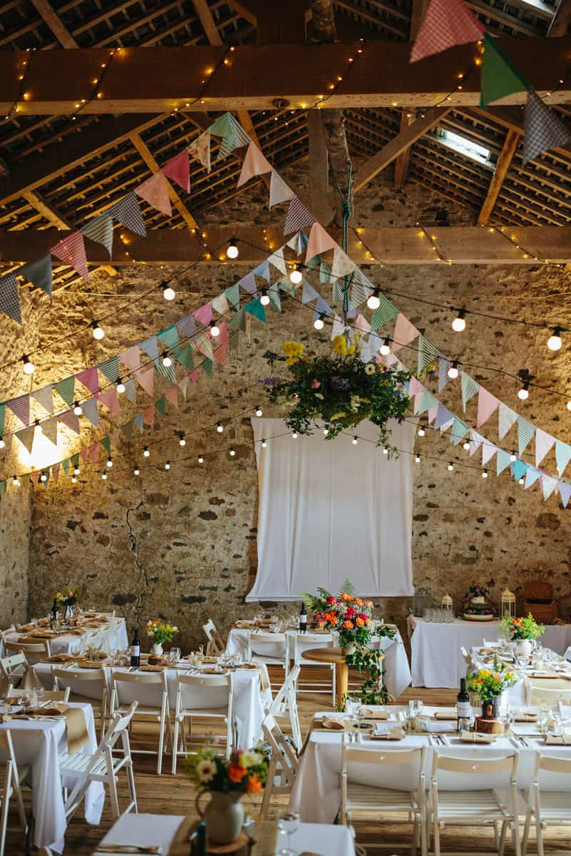 The Ultimate Diy Wedding Venue Checklist Bespoke Bride Wedding Blog