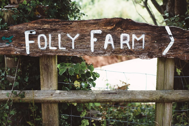 Folly farm wedding by Liron Erel 0026