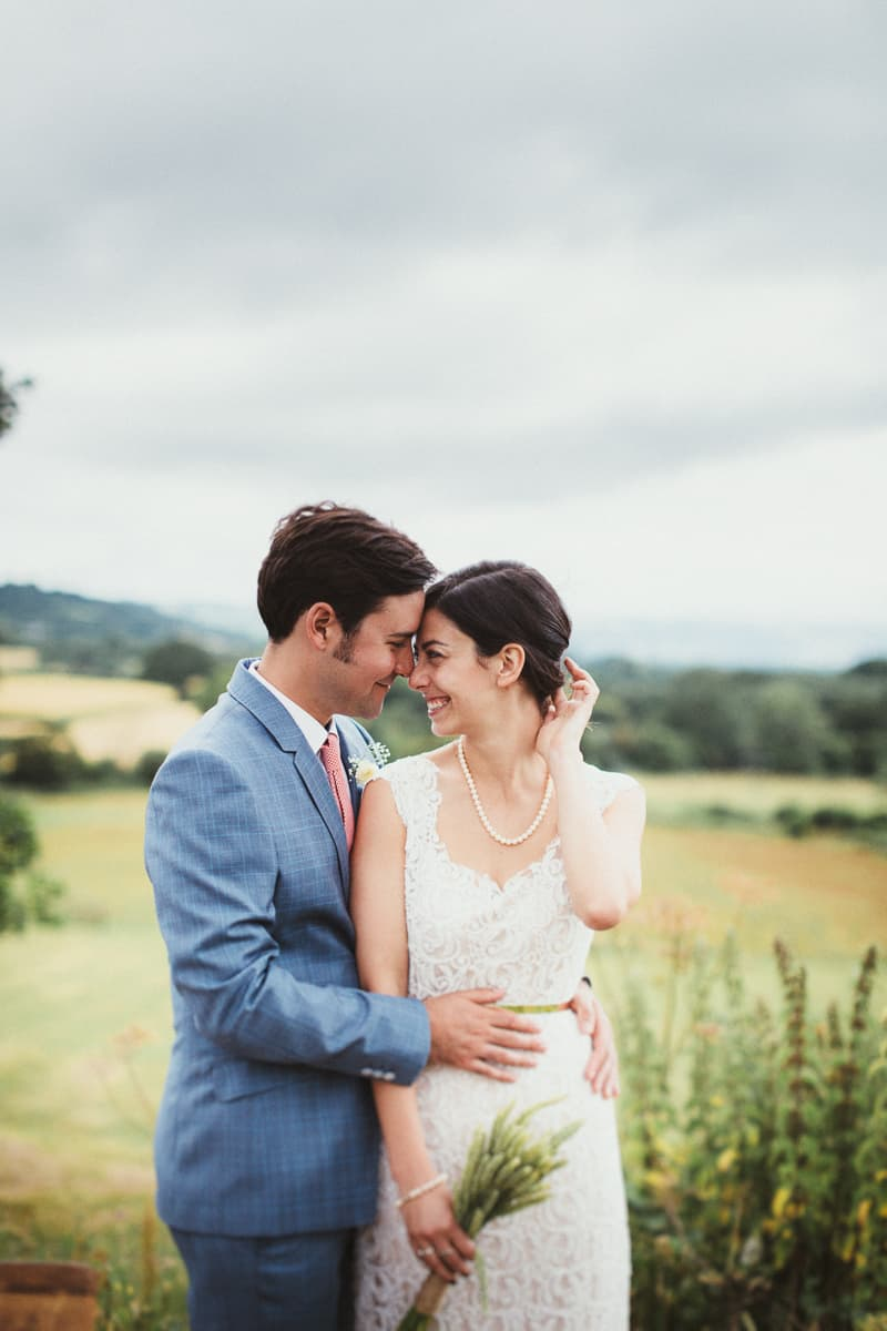 Folly farm wedding by Liron Erel 0077