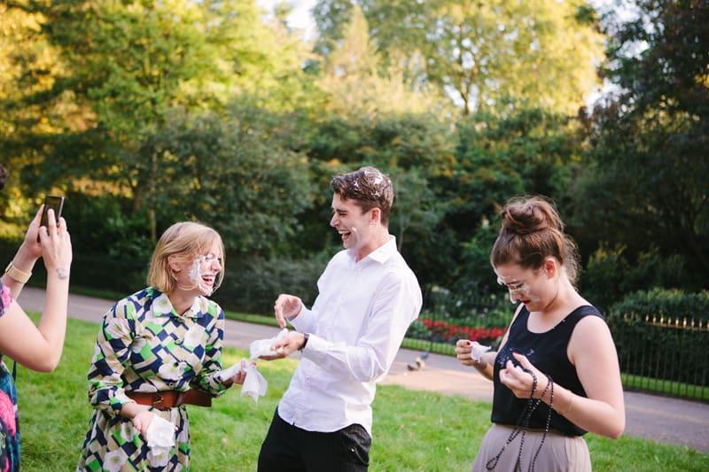 Stylish, Intimate Family Picnic Wedding (25)
