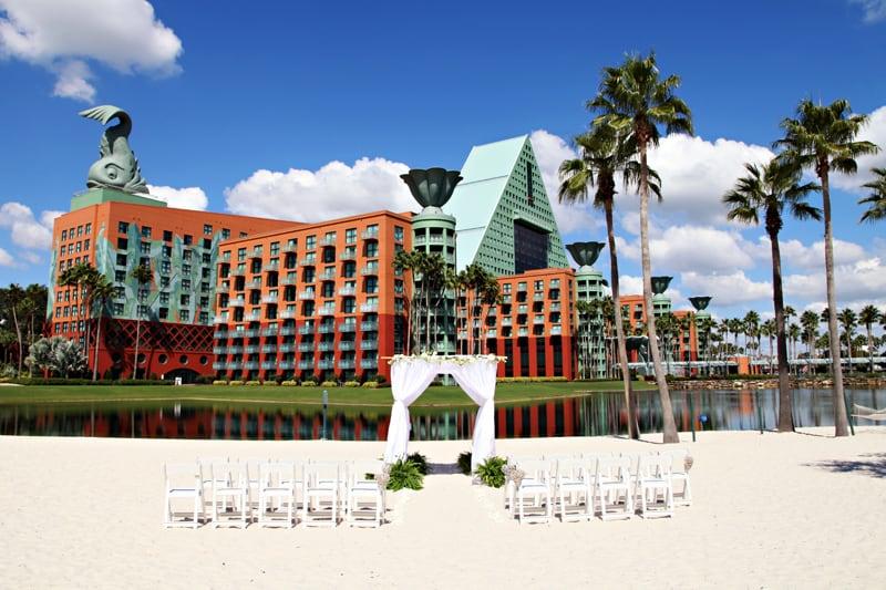 A Disney Wedding in Orlando Stephanie Dreams Blog (10)