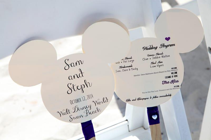 A Disney Wedding in Orlando Stephanie Dreams Blog (11)
