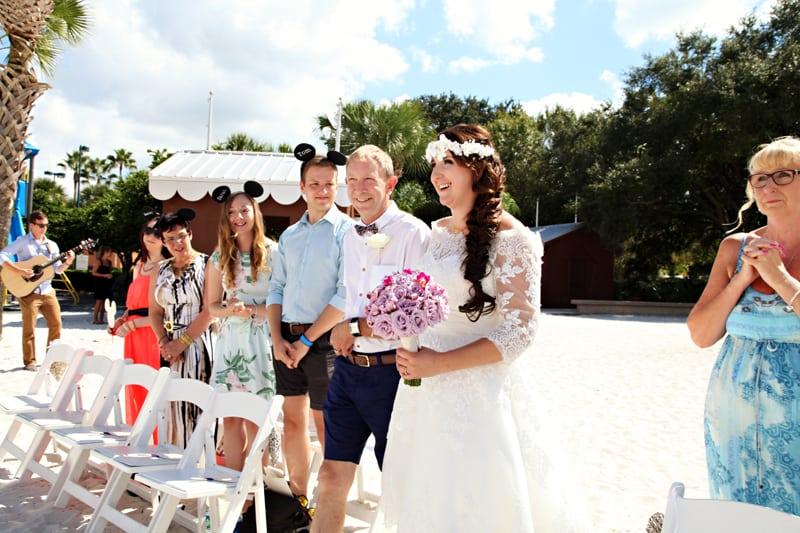 A Disney Wedding in Orlando Stephanie Dreams Blog (13)