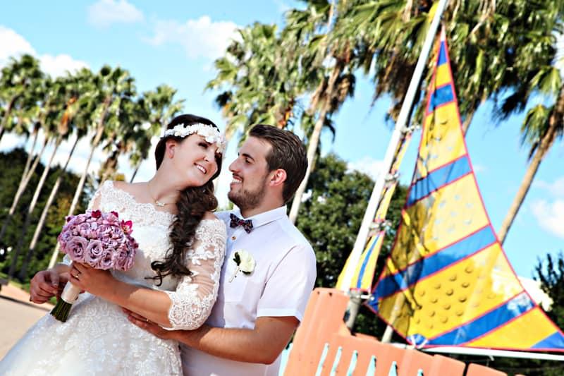 A Disney Wedding in Orlando Stephanie Dreams Blog (29)