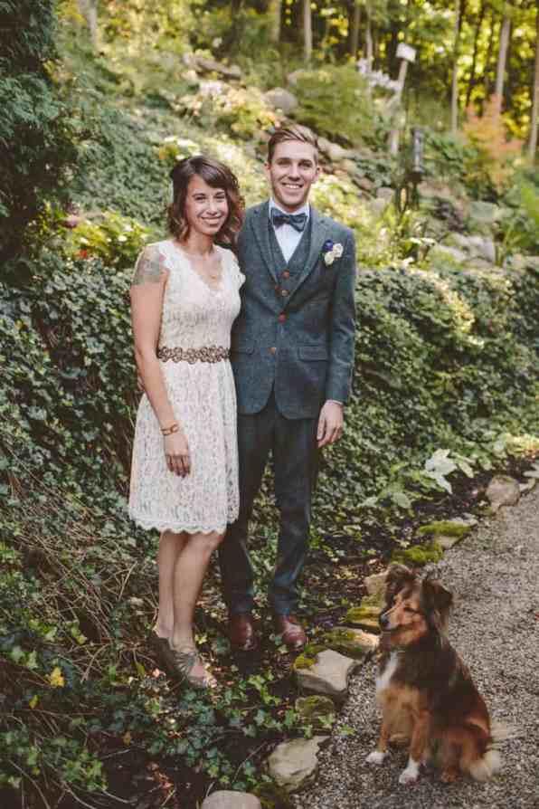 DIY Wedding Inspiration Rustic Cute 18
