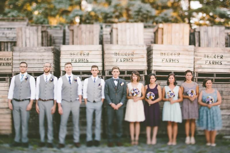 DIY Wedding Inspiration Rustic Cute 29