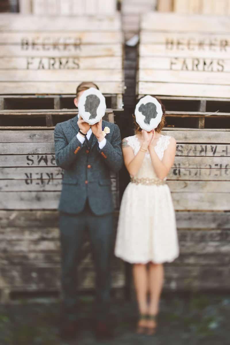 DIY Wedding Inspiration Rustic Cute 31