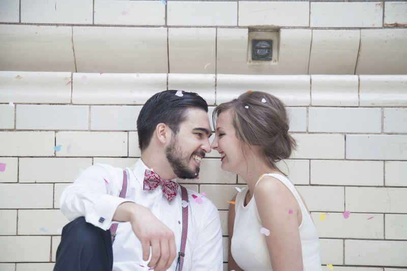 Quirky, Laid back styled wedding shoot at Victoria Baths Manchester (3)