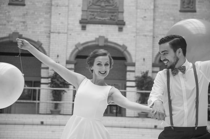 Quirky, Laid back styled wedding shoot at Victoria Baths Manchester (9)