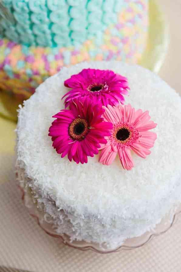 Close Knit Family & Friend DIY Wedding, Bride with Purple Petticoat (38)