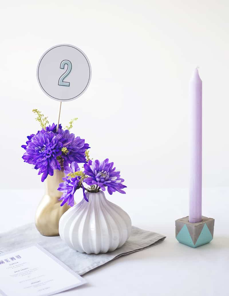 DIY-Geometric-Concrete-Candle-Holders-5