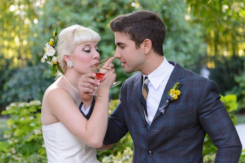 How to host a Mad Men Inspired Wedding (9)