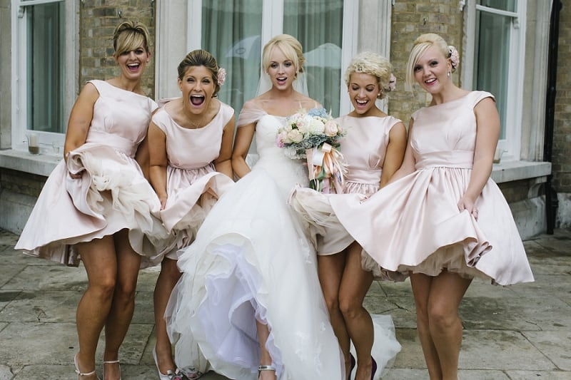 32 things to thank your bridesmaids for 1