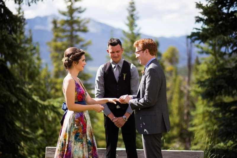 A COLOURFUL FLORAL GOWN FOR A WEDDING IN THE ROCKIES (20)