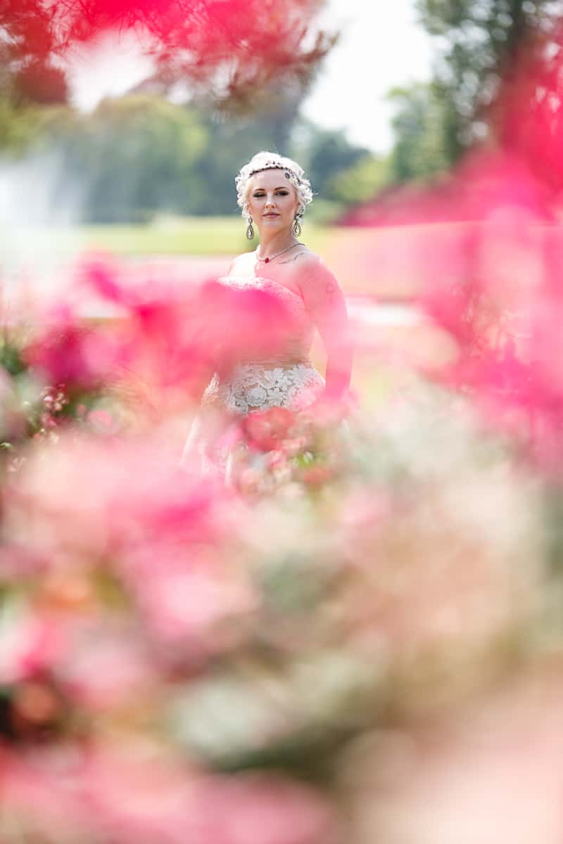 Steampunk Colourful Vibrant Colours Pink Wedding Inspiration-18