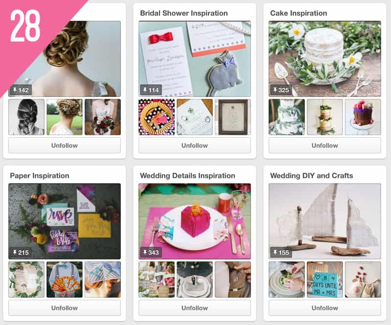 28 Tidewater and Tulle Wedding Inspiration Pinterest Accounts to follow