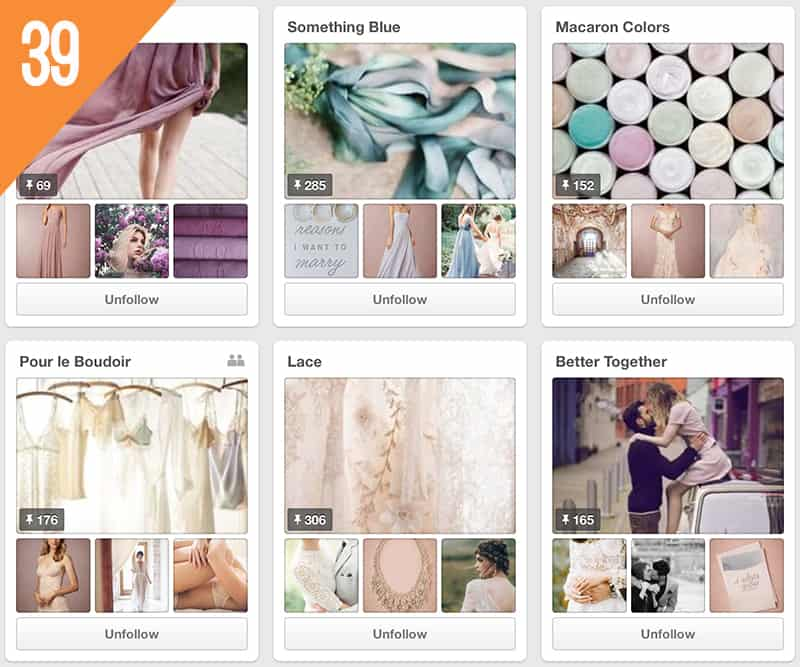 39 BHLDN Pinterest Accounts to Follow for Wedding Inspiration