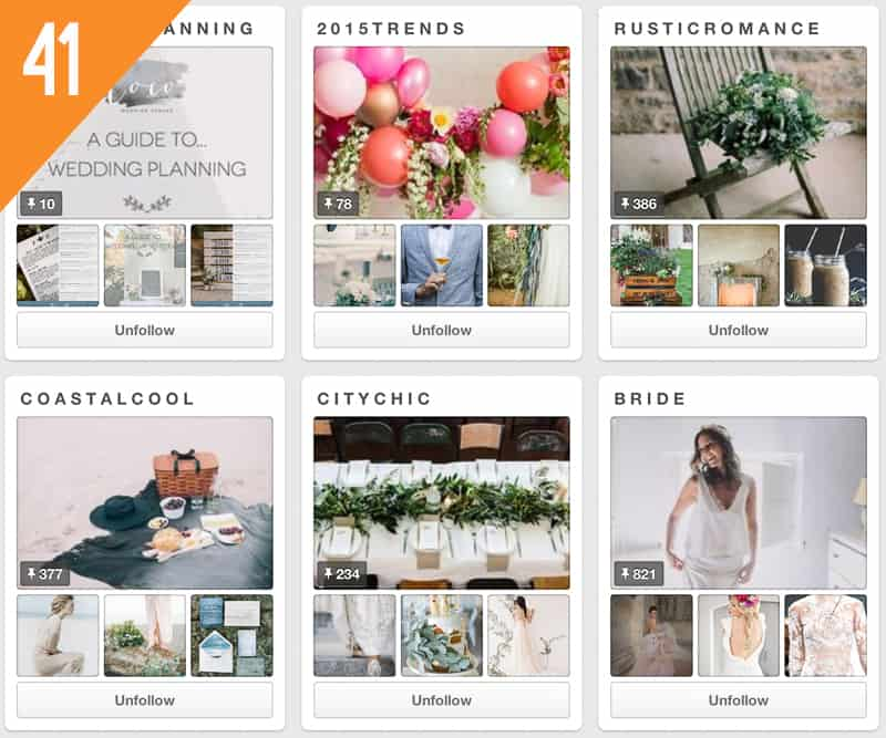 41 Coco Wedding Venues Pinterest Accounts to Follow