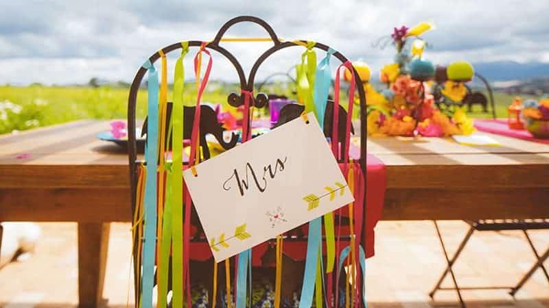 Festival Inspired Gypsy Mexican Fiesta Wedding Isnpiration 35