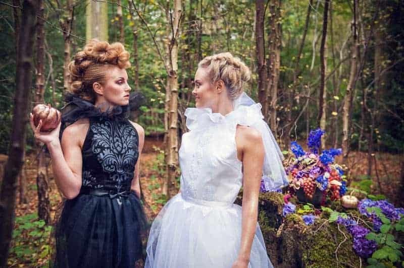 ENCHANTING FAIRYTALE FOREST WEDDING INSPIRATION (13)