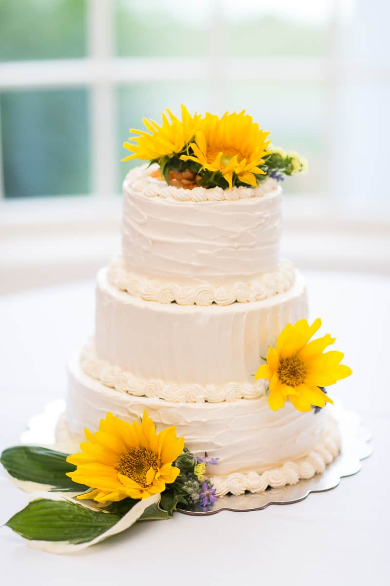 Pinwheel Themed Wedding with Colourful Sunflowers Backyard Inspiration-25