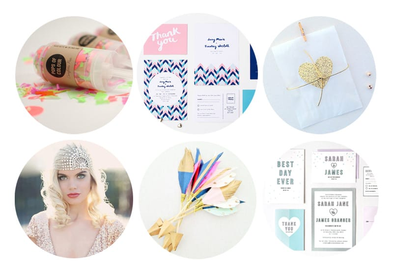 Suppliers at the Etsy Wedding Fair 2015