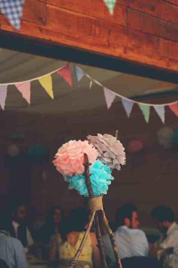 TRAVEL INSPIRED WOODLAND WEDDING (15)