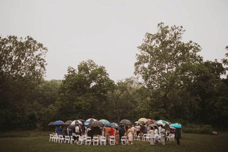 A BRIGHT & BEAUTIFUL TECHNICOLOUR WEDDING IN THE RAIN! (7)