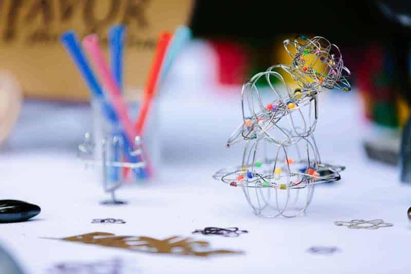 Big Bang Themed Science Wedding Inspiration (22)