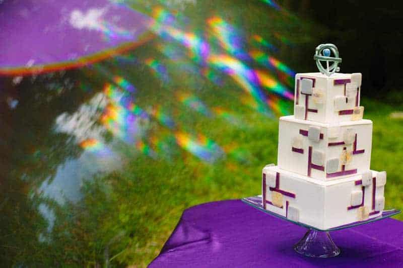 Big Bang Themed Science Wedding Inspiration (5)