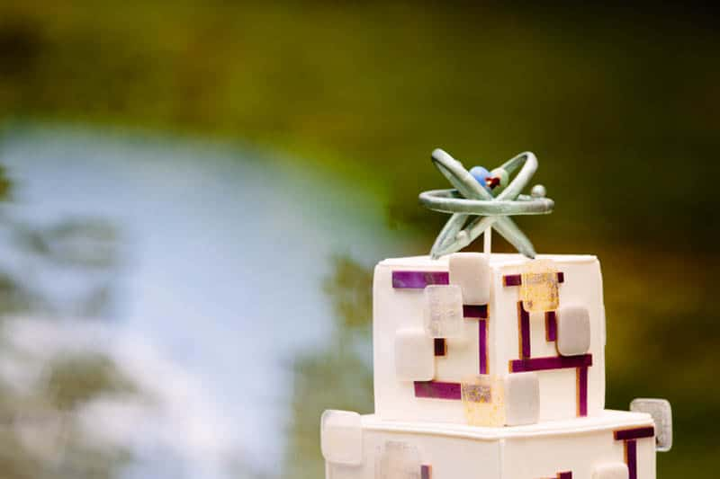 Big Bang Themed Science Wedding Inspiration (6)