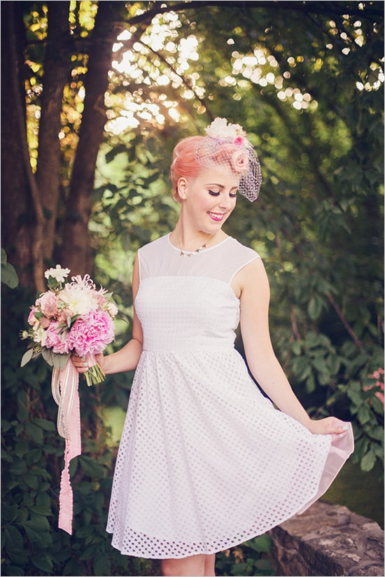 Retro Summer Time Inspiration - Wedding Chicks