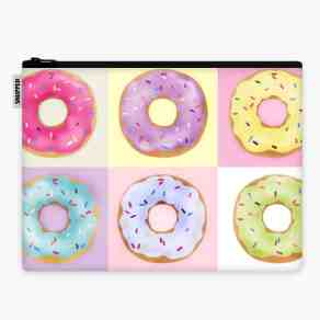 Laptop Case Donut