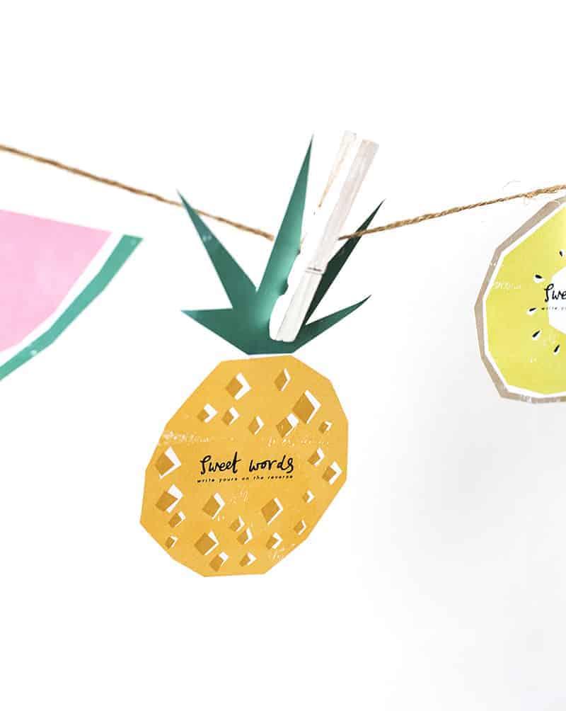 fruit printables 2