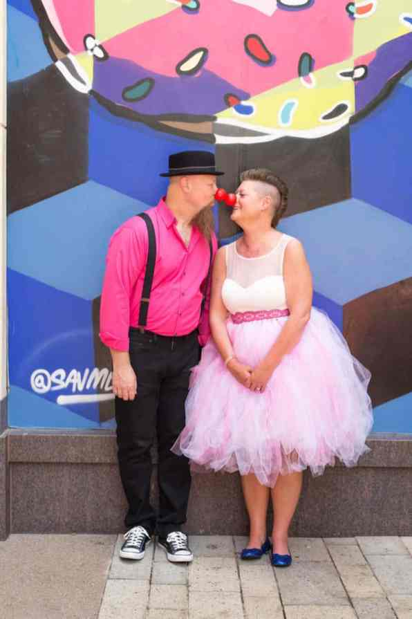 PINK TO MAKE THE BOYS WINK! AN ECLECTIC LAS VEGAS ELOPEMENT (58)