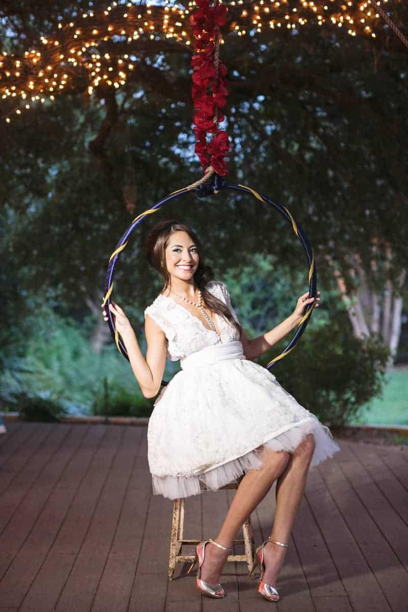 Circus Carnival Wedding Inspiration Theme 31