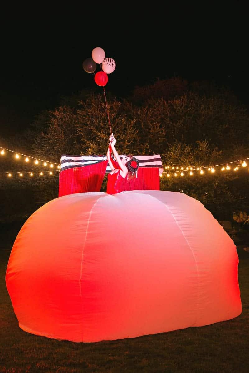 Circus Carnival Wedding Inspiration Theme 36