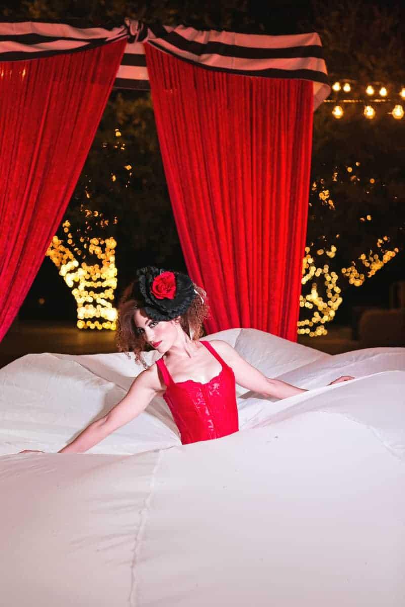 Circus Carnival Wedding Inspiration Theme 39
