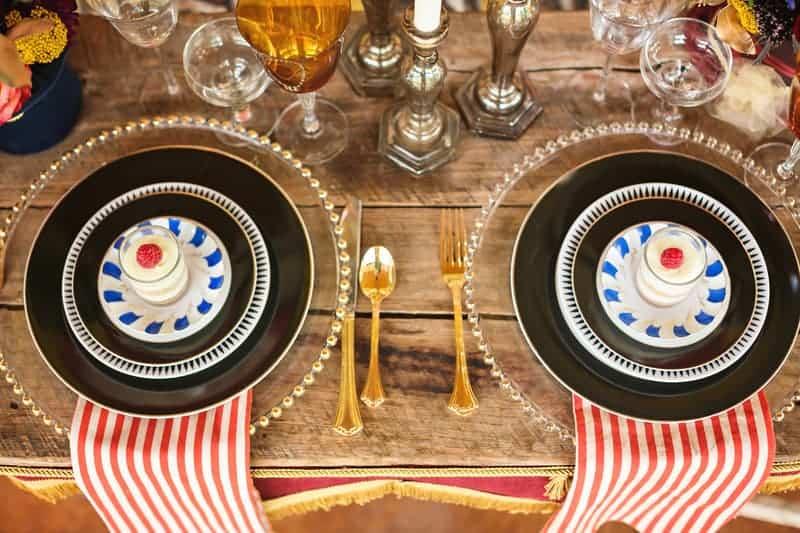 Circus Carnival Wedding Inspiration Theme 9