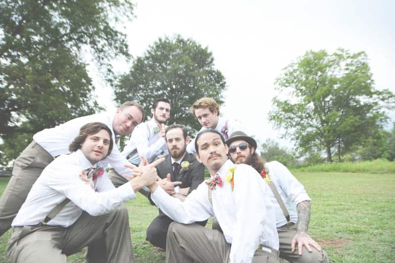 A SWEET BOHEMIAN WEDDING (1)
